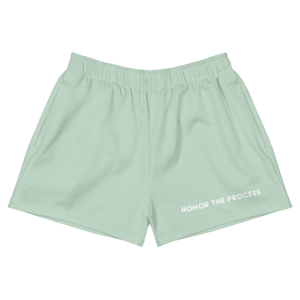 Women's Honor the Process Athletic Short Shorts