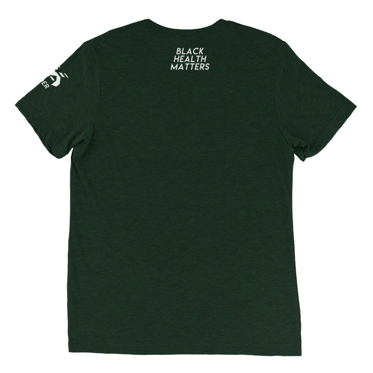 Not just an athlete performance tee