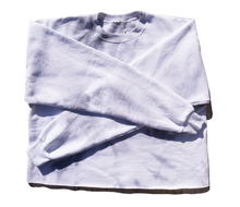 Load image into Gallery viewer, Grey Marble Cropped Tie-Dye Sweatshirt