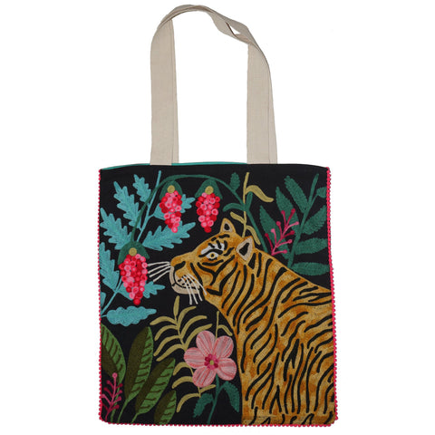 Tiger Bag - Hunting - Black Multi