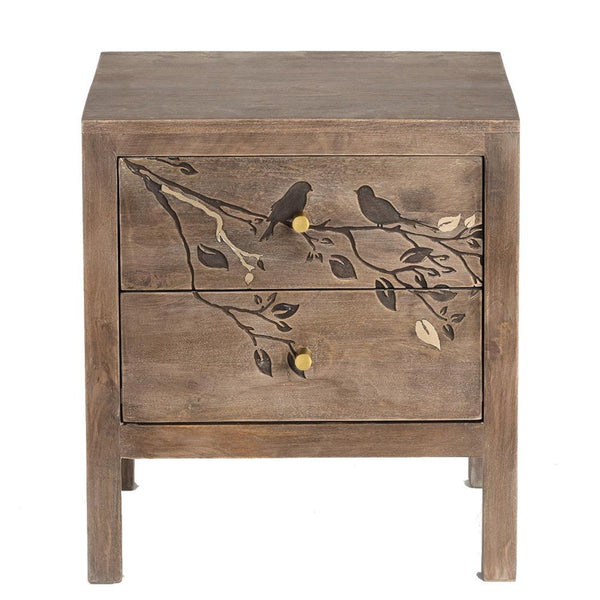 Nightingale Side Cabinet - Natural