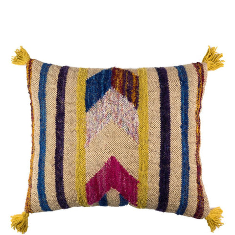 Arrow Cushion - Multicolour
