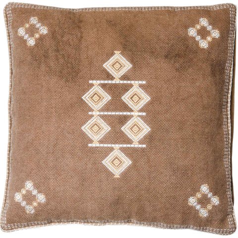 Santa Fe Cushion - Tan