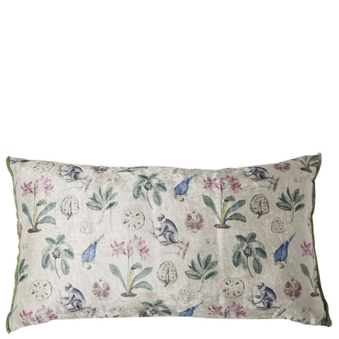 Tropique Pillow - Ivory Multi