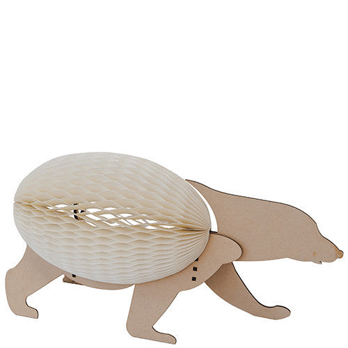 Concertina Lamp - Polar Bear