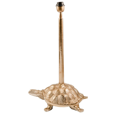 Tortoise Lamp Base - New Bronze