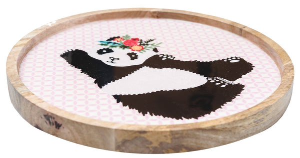 Panda Tray - Multicolour