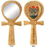 ANKH EGYPTIAN HAND MIRROR