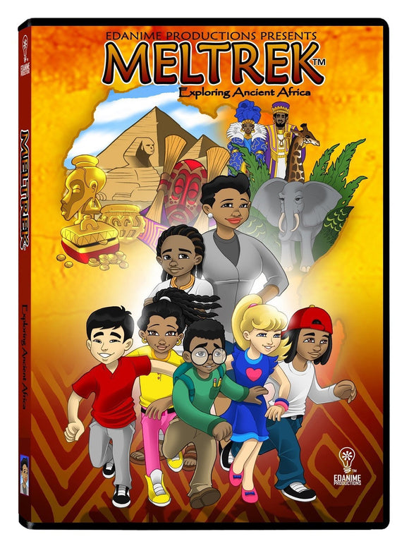 Meltrek Episode 1 Exploring Ancient Africa