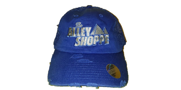 The Alley Shoppe logo mesh snap6
