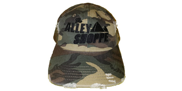 The Alley Shoppe logo dad cap