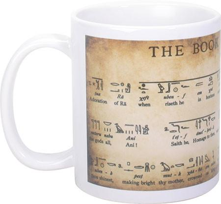 Egyptian Book of The Dead Mug