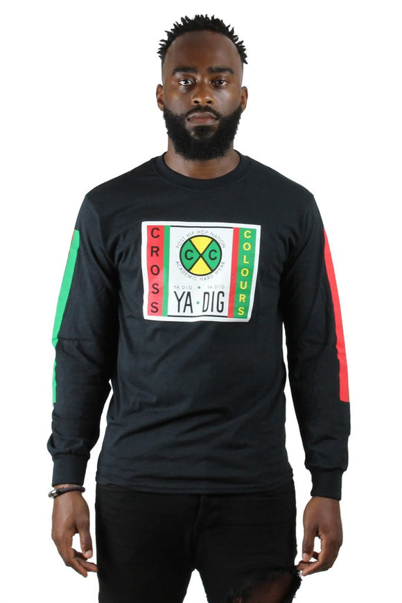 Cross Colours Long Sleeve Tee