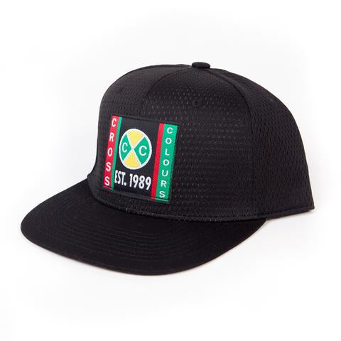 Cross Colours Mesh Snapback