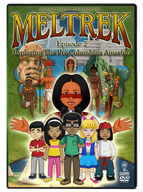 Meltrek Episode 2 Exploring The Pre-Columbian Americas