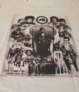 Black Panther Party Tshirt