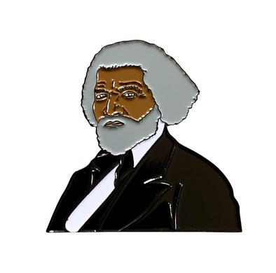 Frederick Douglass Lapel Pin