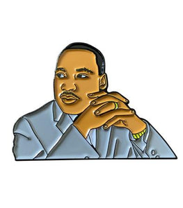 Dr. Martin Luther King Jr. Lapel Pin