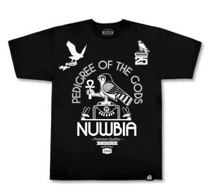 Nuwbia Pedigree Of The Gods T-Shirt