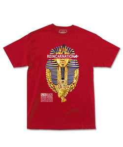 Reincaration Red Tee