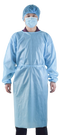 Isolation Gown (Apron, Level 2) - PE