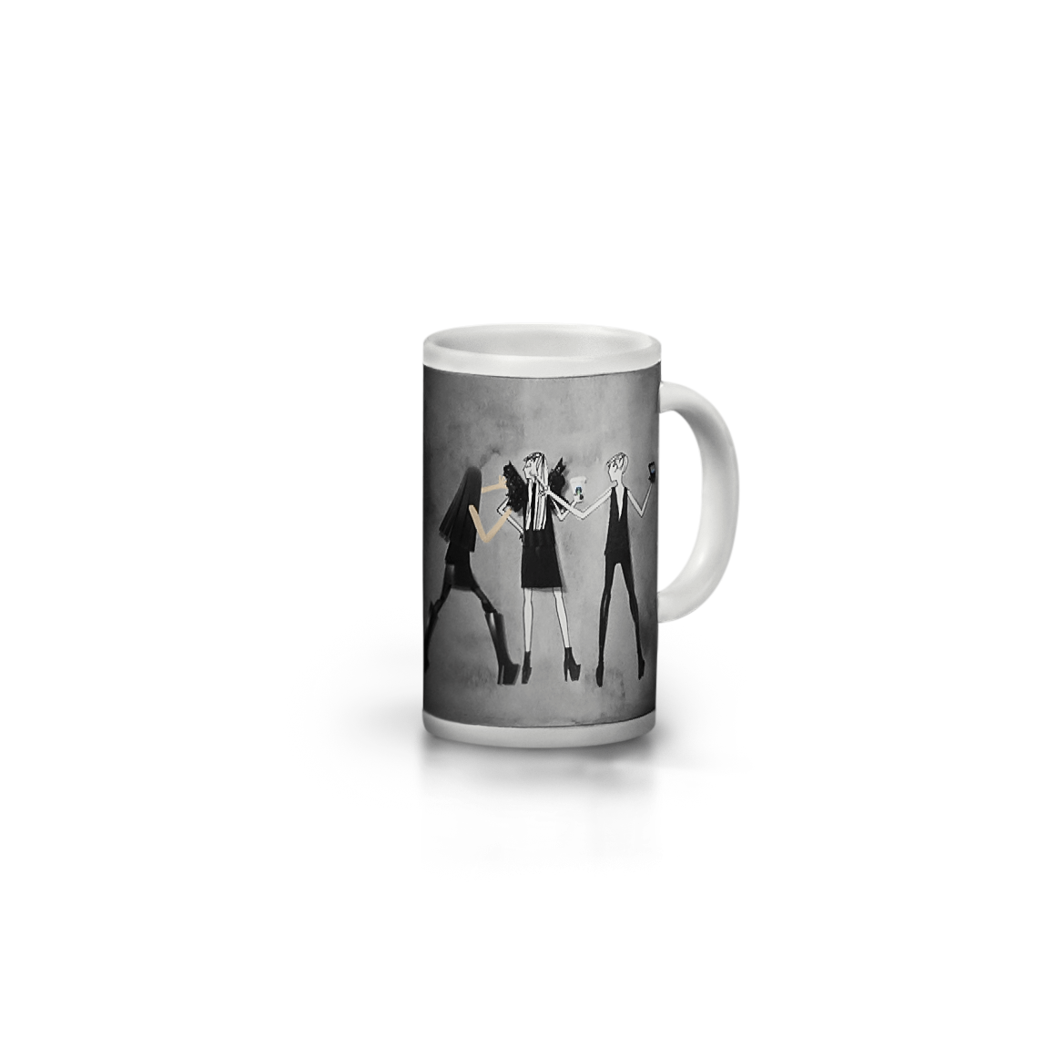 12oz Starbucks x Vera Wang Photo Studio Mug