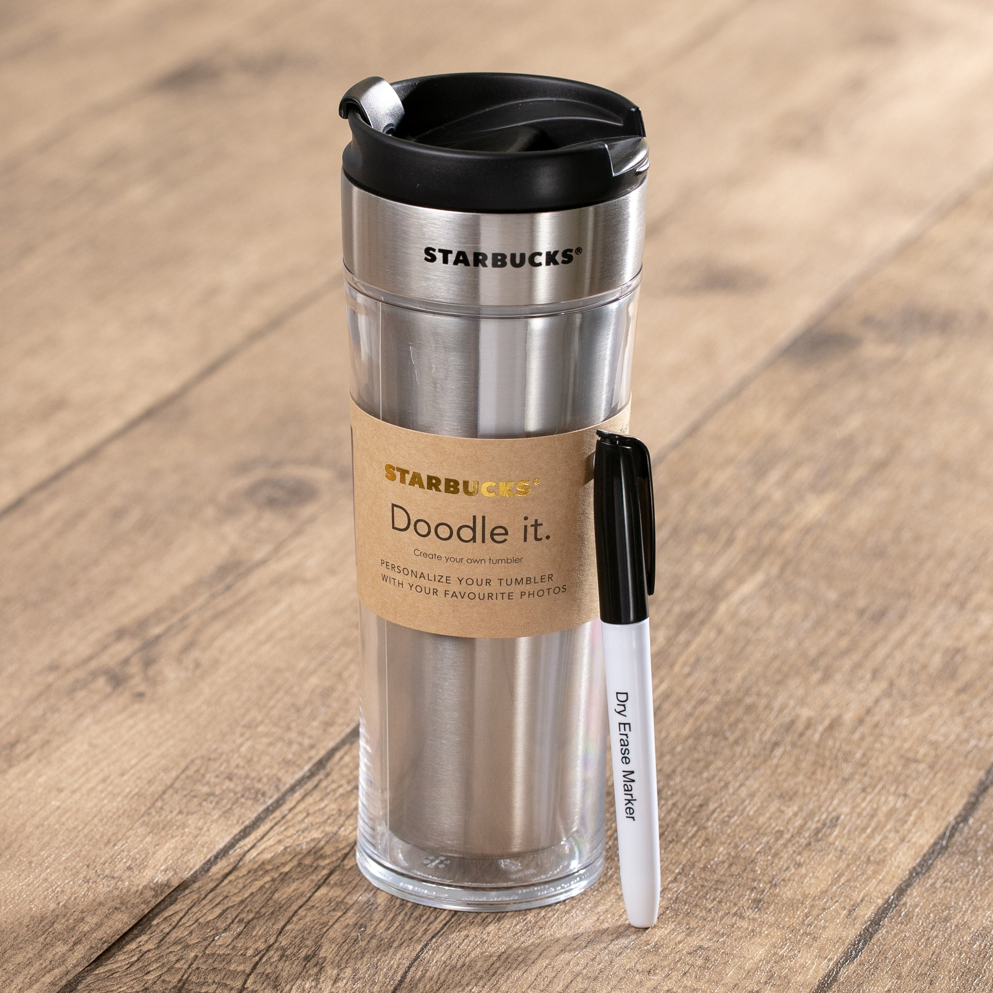 16oz Create Your Own Stainless Steel Tumbler
