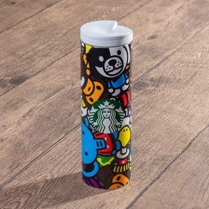 BABY MILO® SAFARI Stainless Steel Tumbler 不鏽鋼隨行杯 16oz