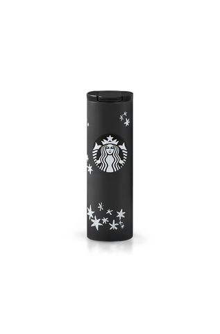 16oz Starbucks x Vera Wang Flashing Lights Stainless Steel Tumbler