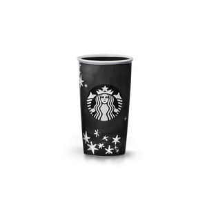 12oz Starbucks x Vera Wang Flashing Lights Double Wall Mug