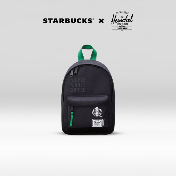 STARBUCKS® X Herschel Supply Co. Classic Mini Backpack 迷你背包 (9L)