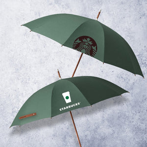 Straight Umbrella with Reusable Cover