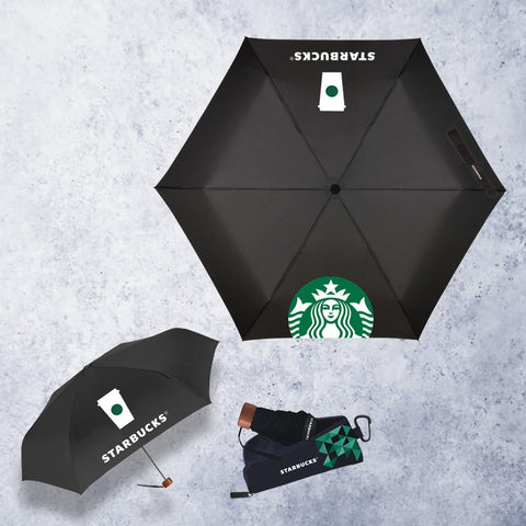 Folding Umbrella with Pouch