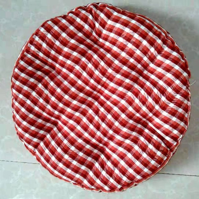 Round Square Yoga Pillow