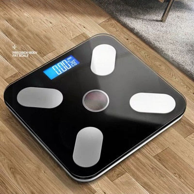 Digital Human Weight Scale