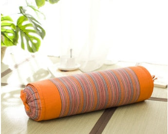 buckwheat yoga pillow