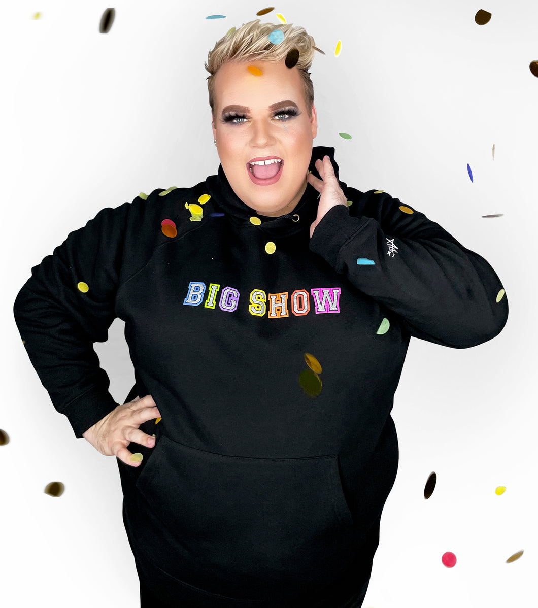 Alright Hey! 'Big Show' Hoodie