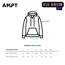Load image into Gallery viewer, Alright Hey! 'Big Show' Hoodie
