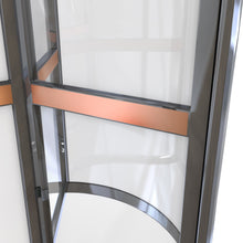 Load image into Gallery viewer, ANTIMICROBIAL COPPER REVOLVING DOOR COVER PACK - $60 Each Available only in a 2 Pack