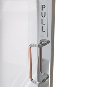 ANTIMICROBIAL COPPER EXTERIOR DOOR PULL HANDLE COVER - $10 Each Available only in a 10 Pack