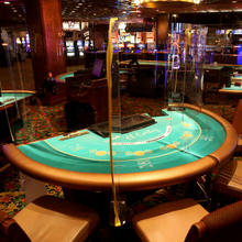 Load image into Gallery viewer, ANTIMICROBIAL COPPER CASINO SURFACE COVERS