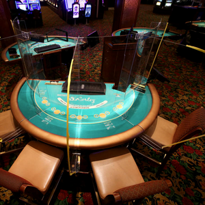 ANTIMICROBIAL COPPER CASINO SURFACE COVERS