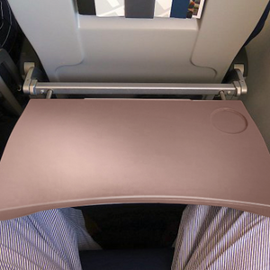 ANTIMICROBIAL COPPER AIRPLANE TRAY TABLE COVERS
