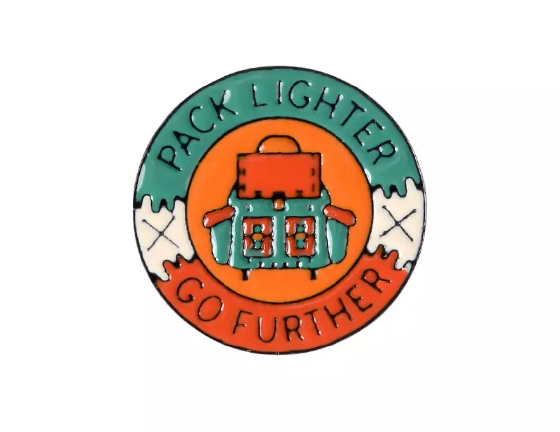 Pack Lighter Pin