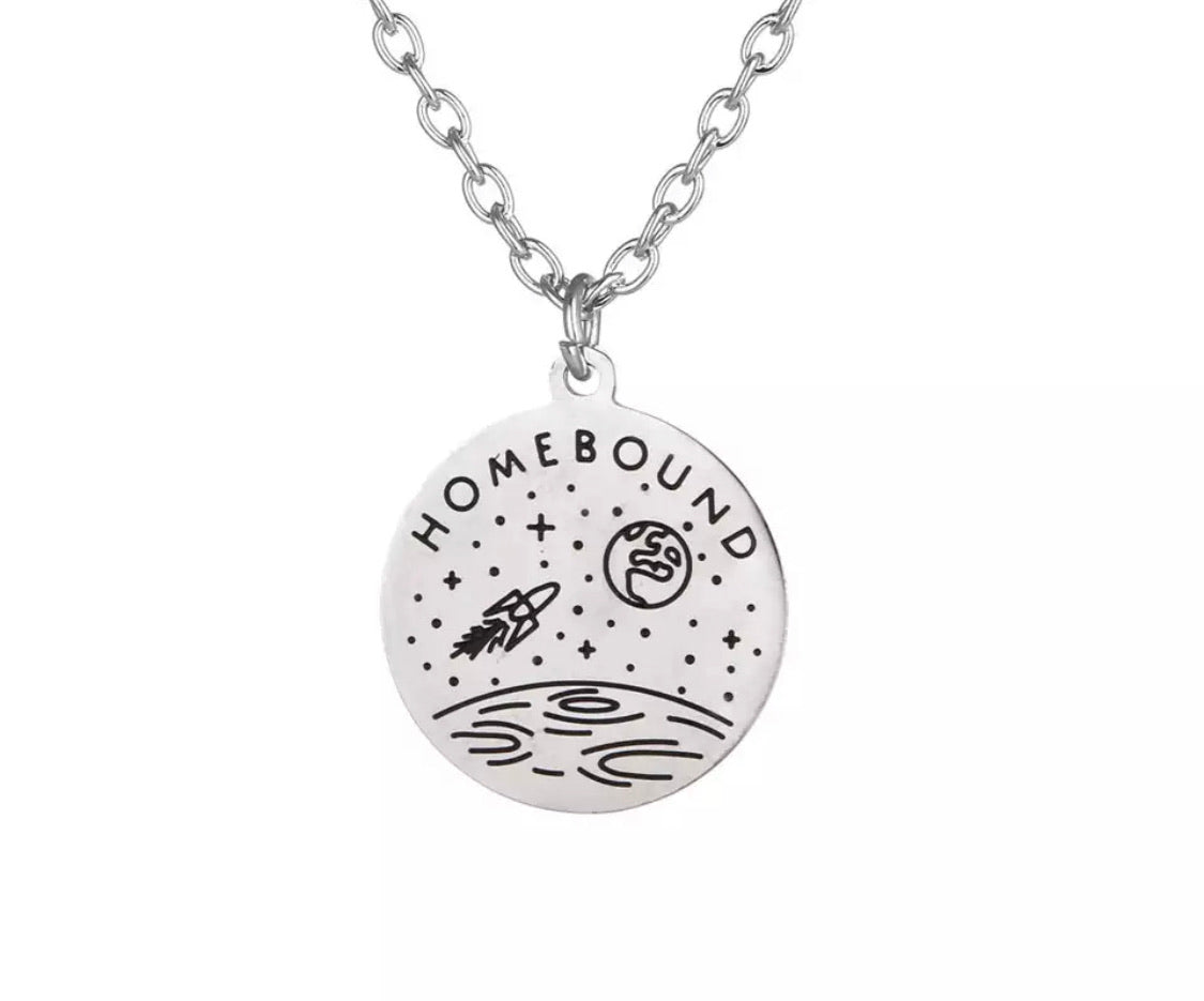 Homebound Necklace