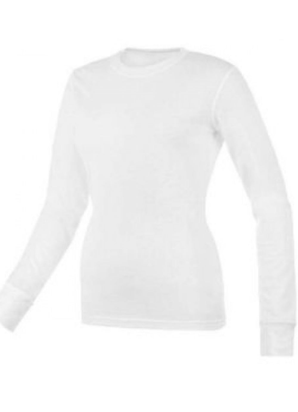Solid White Thermal