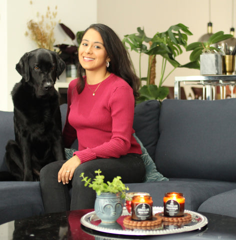 petfriendly candles, vegan, sustainable
