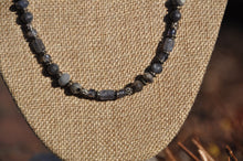 Load image into Gallery viewer, Sapphire and Iolite Beaded Necklace