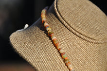 Load image into Gallery viewer, Ethiopian Opal and Sunstone Choker
