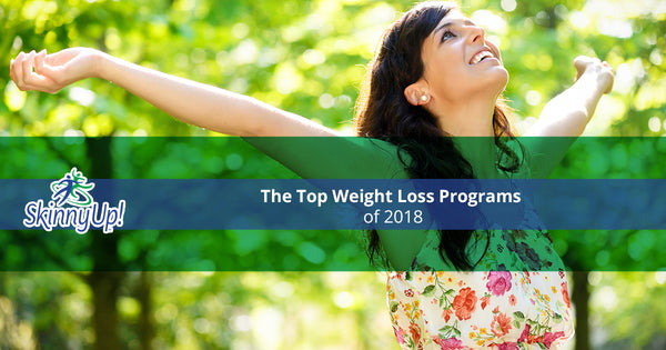 The Top Weight Loss Programs of 2018